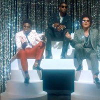 Bruno Mars, Gucci Mane i Kodak Black u spotu za Wake Up in the Sky