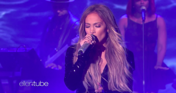 Jennifer Lopez predstavila novu pesmu kod Ellen