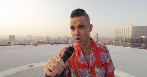 Robbie Williams samo želi da se dopada ljudima