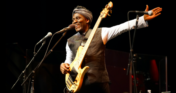 MjuzNews Intervjui: Richard Bona i Nik West