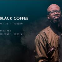 Black Coffee ponovo dolazi u Barutanu