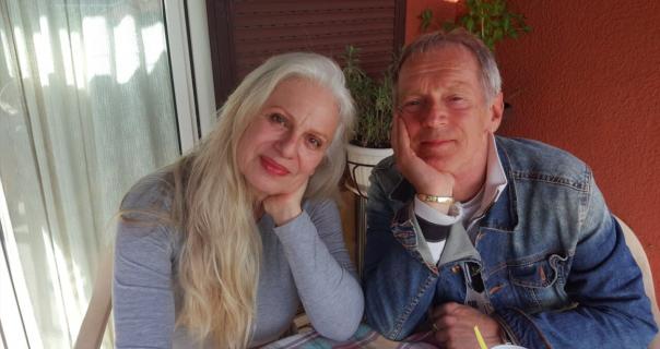 Legende Srđan Marjanović i Maja Odžaklijevska u duetu