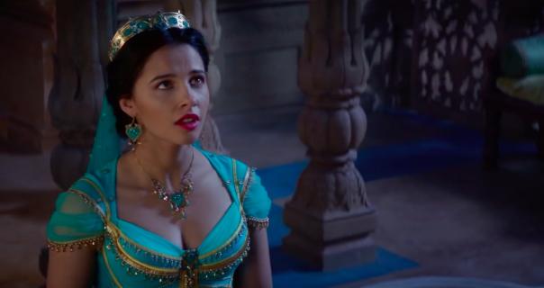 Naomi Scott je prava zvezda novog Aladdina