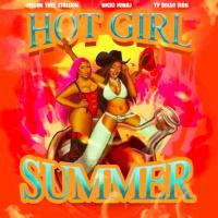 Megan Thee Stallion, Nicki Minaj, Ty Dolla $ign, Jucy J i City Girls na traci