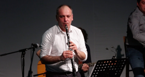 Kupite novi album klarinetiste Ognjena Popovića i slušajte ga uživo
