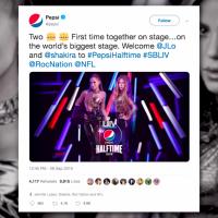 Zvanično je: Jennifer Lopez i Shakira zajedno na Superbowlu