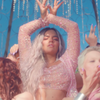 Nicki Minaj i Karol G u pesmi Tusa