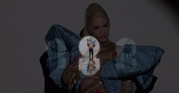 Lice Gwen Stefani zvuči poznato