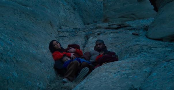 Impresivni vizual za još jednu pesmu sa Kanyeovog hrišćanskog albuma