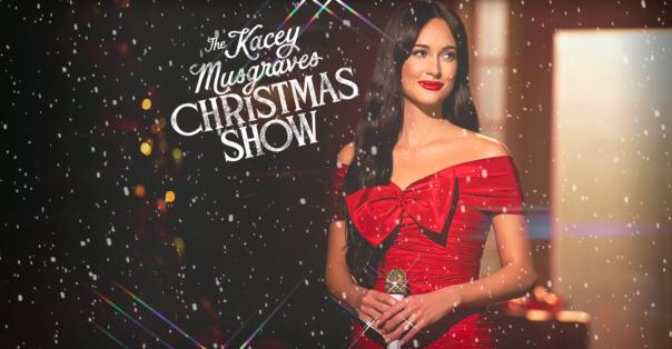 Za sad Kacey Musgraves vodi božićnu trku