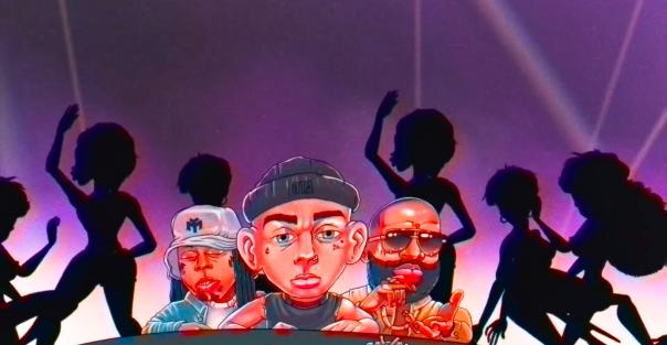 Travis Barker, Lil Wayne i Rick Ross zajedno na pesmi