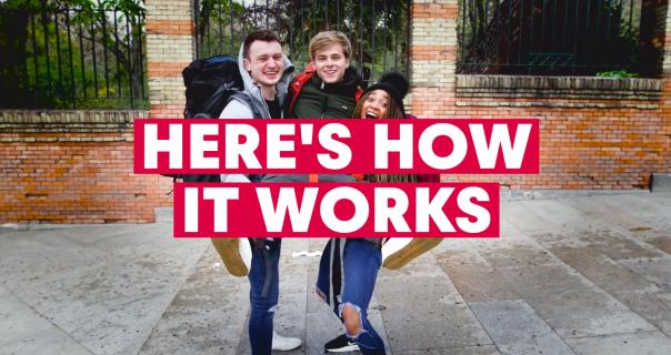Studentska avantura sa Red Bullom po evropi