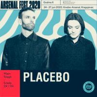 Placebo i Sum 41 dolaze u Kragujevac