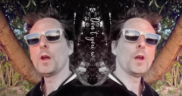 Matt Bellamy malo radi bez članova benda Muse