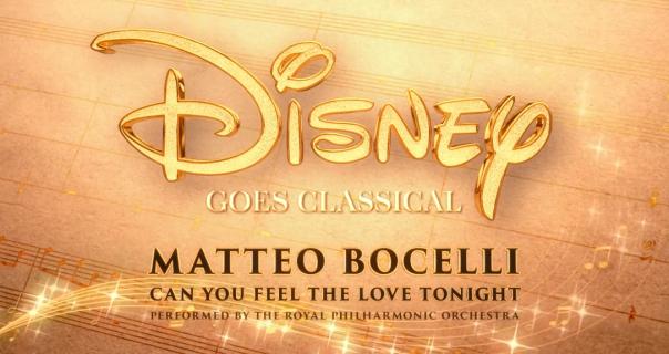 Disney hitovi kao klasična muzika