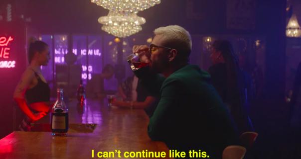 Filmski spot za novi Malumin tužni benger