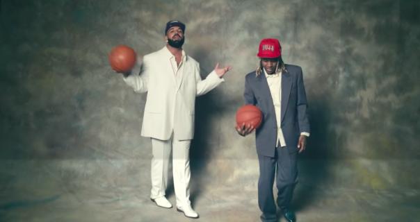 Drake i Lil Durk snimili spot u Nike zgradi