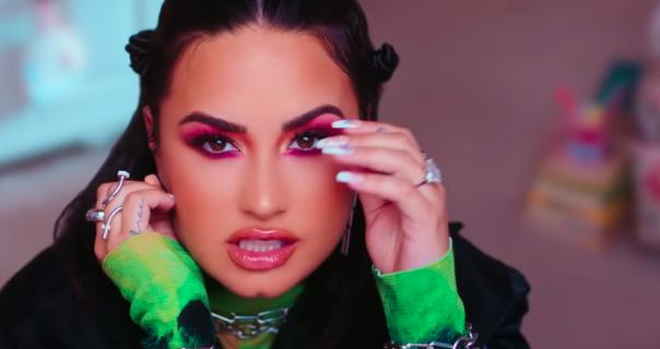 Demi Lovato podetinjila