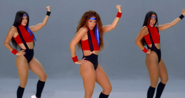 Spot za Black Eyed Peas x Shakira saradnju