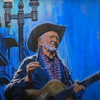 Willie Nelson peva Sinatru