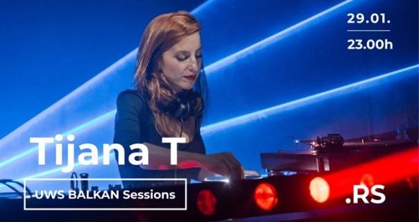 Tijana T na UWS Balkan ovog petka