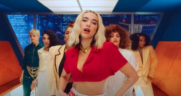 Dua Lipa najavila prvi singl za 2021.