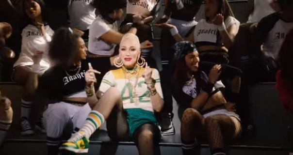 """Gwen Stefani snimila spot za """"Slow Clap"""""""