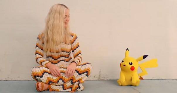 Katy Perry i Pikachu na 25 godina Pokemona