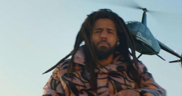 J. Cole snimio spot van sezone