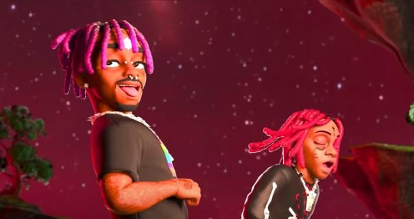Trippie Redd i Lil Uzi Vert u svetom dimu